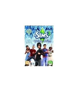 The Sims 3 Create a Sim exp PC
