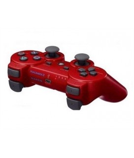 Sony Official DUAL SHOCK 3 (Playstation 3) PS3 DUALSHOCK 3 and Sixaxis RED (NO PACKING) ΚΟΚΚΙΝΟ(Σε σακουλάκι)