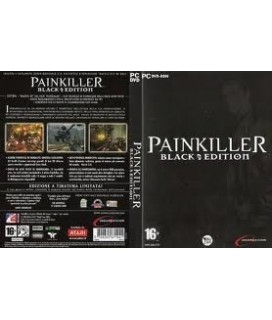 PAINKILLER BLACK EDITION OPEN BOX PC