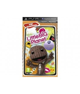 Little Big Planet PSP GAMES