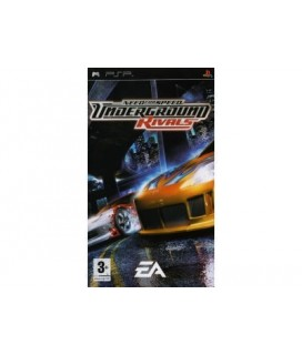 NEED FOR SPEED UNDERGROUND RIVALS PSP GAMES