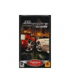 Midnight Club 3 Dub Edition - PSP GAMES USED-Μεταχειρισμένο