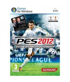 Pro Evolution Soccer 2012 GR PC