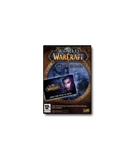 Prepaid World of Warcraft 60 ημέρες PC