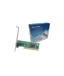 TP-LINK TF-3239DL PCI Network Adapter, 10/100Mbps LAN