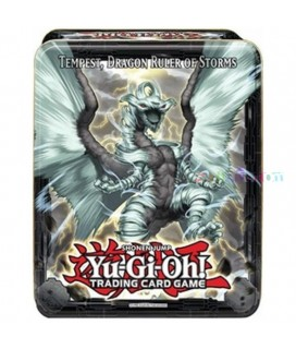 YGO : TIN 2013 WAVE 2 Tempest, Dragon Ruler of Storms ΚΟΥΤΙ