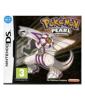 POKEMON PEARL VERSION DS GAMES Used-Μεταχειρισμένο
