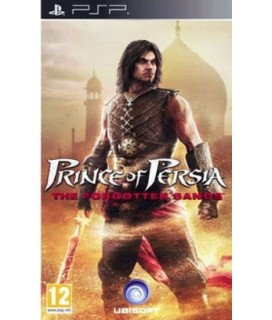 PRINCE OF PERSIA: FORGOTTEN SANDS PSP GAMES Used-Μεταχειρισμένο
