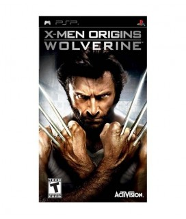 X-Men Origins: Wolverine PSP GAMES Used-Μεταχειρισμένο