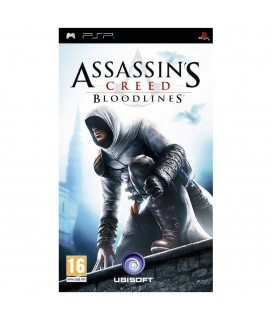 Assassin's Creed Bloodlines PSP GAMES