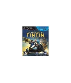 THE ADVENTURES OF TINTIN PS3