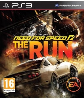 Need For Speed: The Run PS3 Used-Μεταχειρισμένο