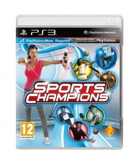 Sports Champions (PS3 Move only) Used-Μεταχειρισμένο