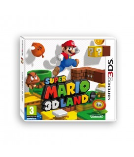 Nintendo 3DS Game - Nintendo - Super Mario 3D Land