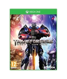 TRANSFORMERS RISE OF THE DARK SPARK XBOX ONE GAMES