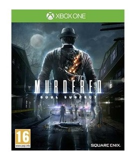 Murdered: Soul Suspect XBOX ONE GAMES