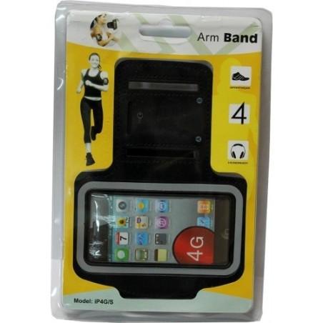 Θήκη για το μπράτσο Arm Band για το iPhone 4/4S/4G ή για άλλα κινητά ίδιου μεγέθους και για mp3-mp4 και χώρο για κλειδάκι