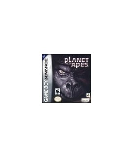 PLANET OF THE APES GBA Μεταχειρισμένο