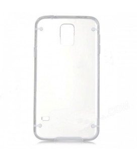 Cover for SAMSUNG S5 crystal clear whit color motifs θήκη κινητού διάφανη για το Samsung S5 i9600