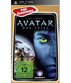 James Cameron's Avatar - The Game Essential - PSP GAMES Used-Μεταχειρισμένο