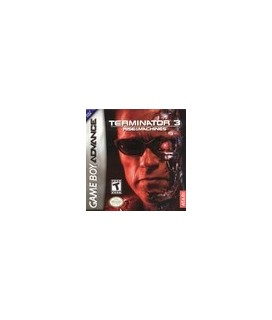 TERMINATOR 3 RISE OF THE MACHINES (GBA/SP)