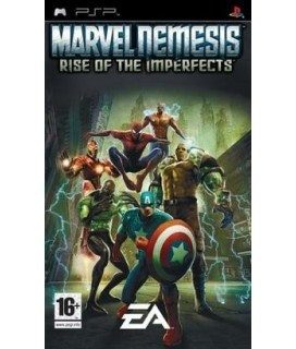 Marvel Nemesis: Rise Of The Imperfects PSP GAMES