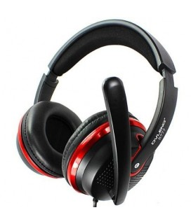 OVLENG S777 3.5mm ακουστικά με μικρόφωνο Stereo Headset Game Wired Headphones with Mic Line Controller for PC Computer MP3