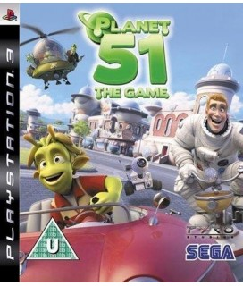 PLANET 51 THE GAME (PS3)