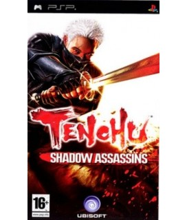 Tenchu Shadow Assassins PSP GAMES