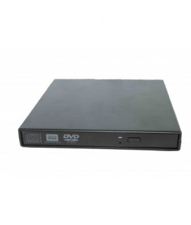 New Slim USB External DVD Drive 8X DVD RW Recorder 24X CD-R Burner