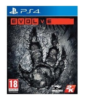 Evolve PS4 GAMES