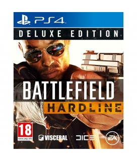 Battlefield Hardline DELUXE PS4 games