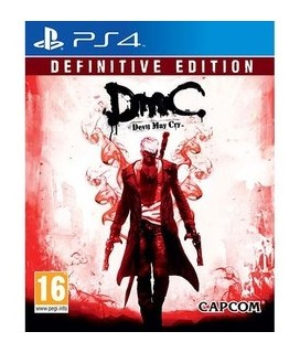 Devil May Cry Definitite Edition PS4 Games