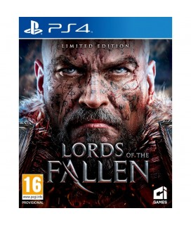 Lords of the Fallen Limited Edition PS4 GAMES Used-Μεταχειρισμένο