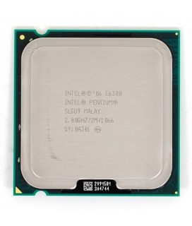 INTEL CORE 2 DUO E6300 1.86 GHZ LGA775 - 1066 FSB Μεταχειρισμένο-Used