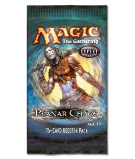 MAGIC The Gathering PLANAR CHAOS BOOSTER
