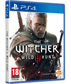 The Witcher 3: Wild Hunt PS4 GAMES