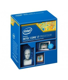 Intel Core i7-4770K (8MB cache, 3:50 GHz Turbo 3.90 GHz) Boxed - Socket 1150