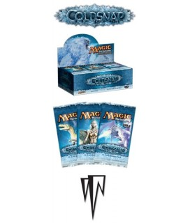 MAGIC The Gathering COLDSNAP BOOSTER