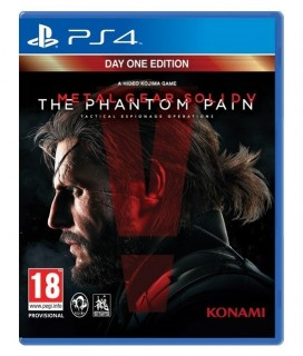 Metal Gear Solid V The Phantom Pain (PS4) Used-Μεταχειρισμένο