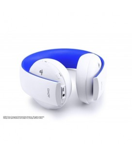 Sony Playstation Wireless Stereo Headset 2.0 (PS4/PS3/PS Vita)White-Λευκό