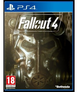 Fallout 4 PS4 GAMES