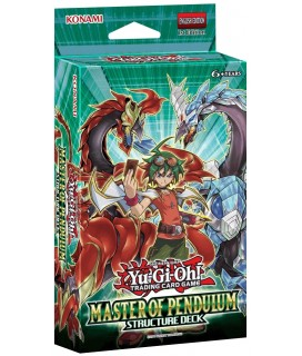 YGO MASTER OF PENDULUM DECK-ΤΡΑΠΟΥΛΑ