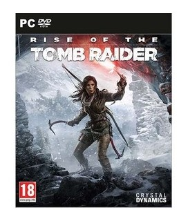 Rise Of The Tomb Raider PC Games