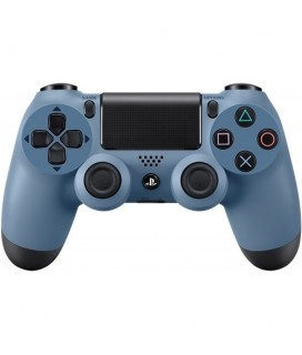 Sony PS4 Dualshock4 Wireless Controller Gray Blue (Συλλεκτικό)