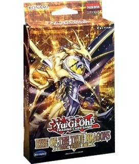 RISE OF THE TRUE DRAGONS DECK-Τράπουλα