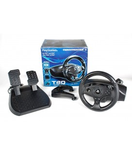 Thrustmaster T80 Racing Wheel USB Black τιμονιέρα για ps4 και ps3