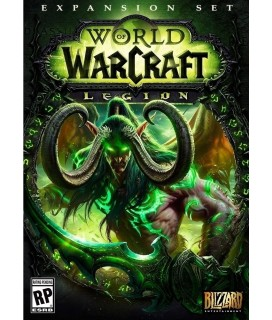 World of Warcraft Legion (PC GAMES) expansion pack