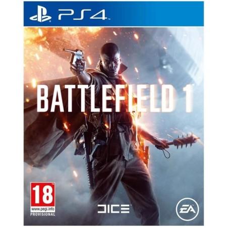 Battlefield 1 PS4 GAMES Used-Μεταχειρισμένο
