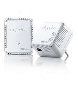 DEVOLO Powerline dLAN 500 WiFi Starter Kit (2 pcs) Part No: 09083